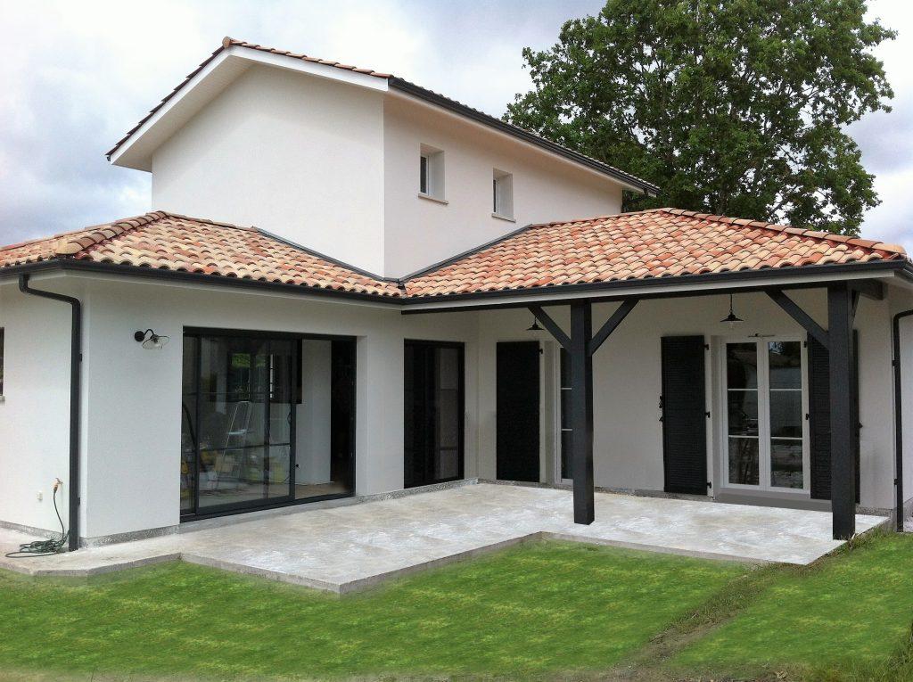maison etage top maison tage with maison etage best maison tage with maison etage cheap plan. Black Bedroom Furniture Sets. Home Design Ideas