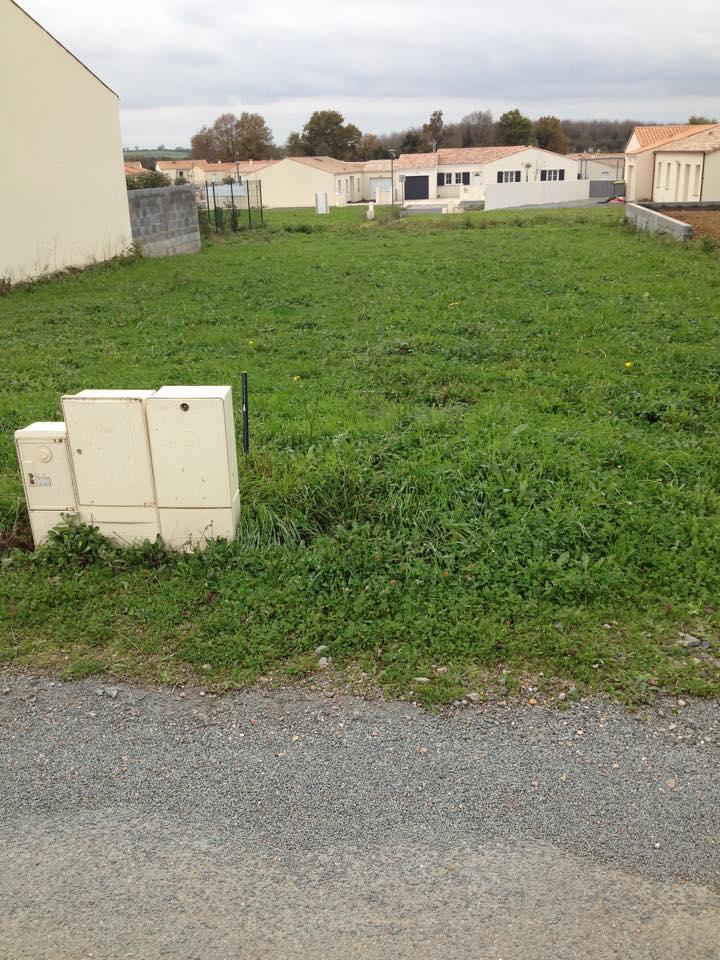 Terrain avec frais de notaire offert beauvoir sur niort gm maisons lara - Frais de notaire maison ...