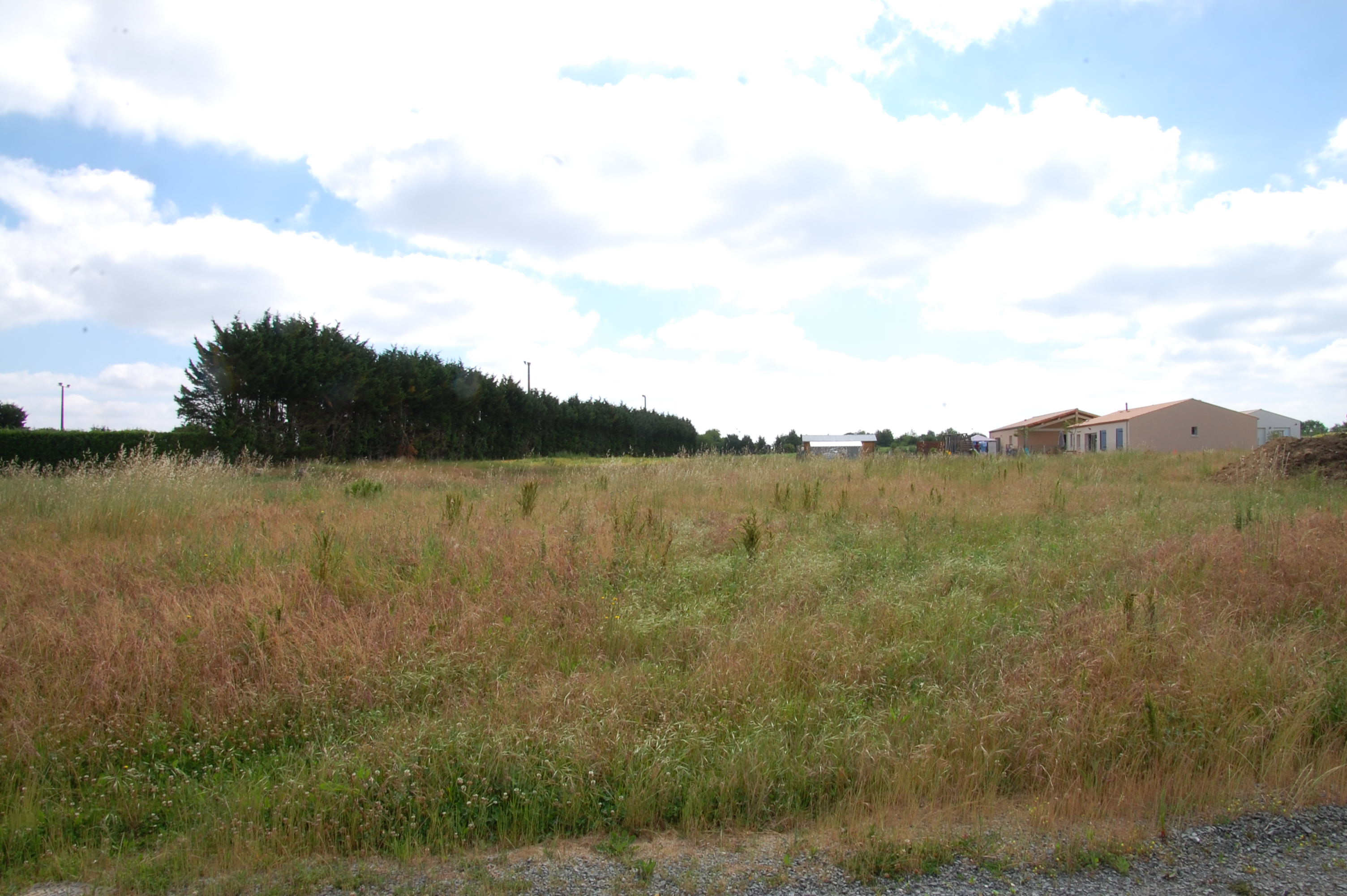 Muron terrain de 632 m2 ref jmc maisons lara for Prix des terrains au m2