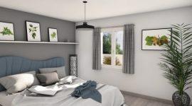 maison neuve chambre fenetre alu bicolor