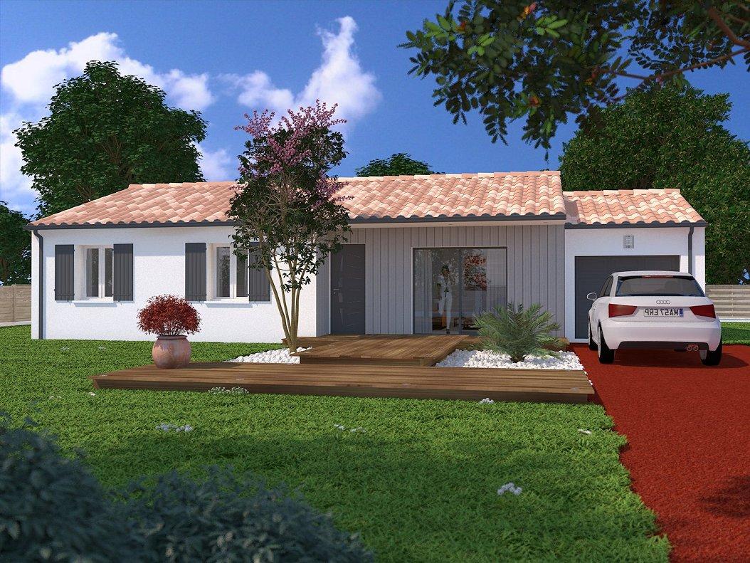 Fabienne1 copie copie maisons lara for Constructeur maison individuelle 17000