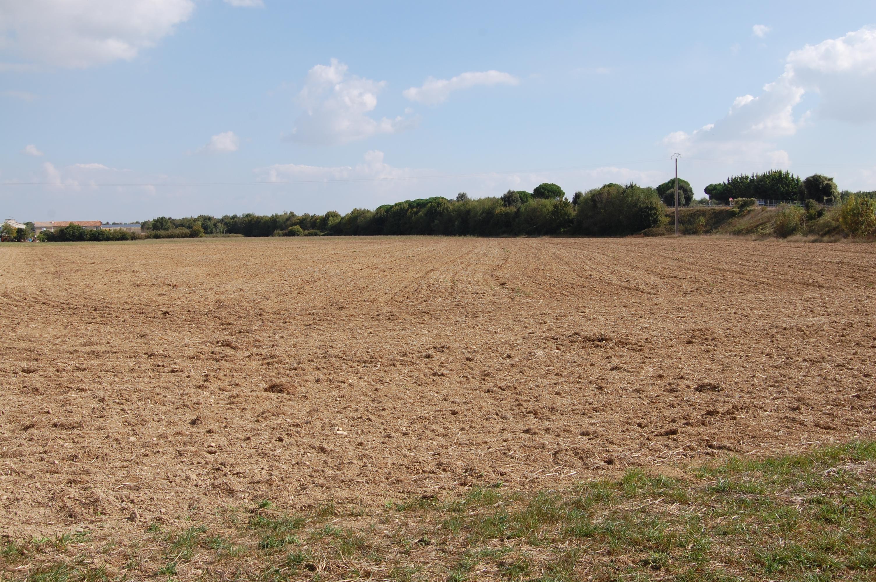Ferrieres d 39 aunis terrain de 382 m2 ref jmc maisons lara for Prix des terrains au m2