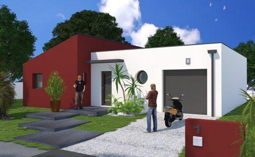 Mod 232 Les De Maisons Maisons Lara