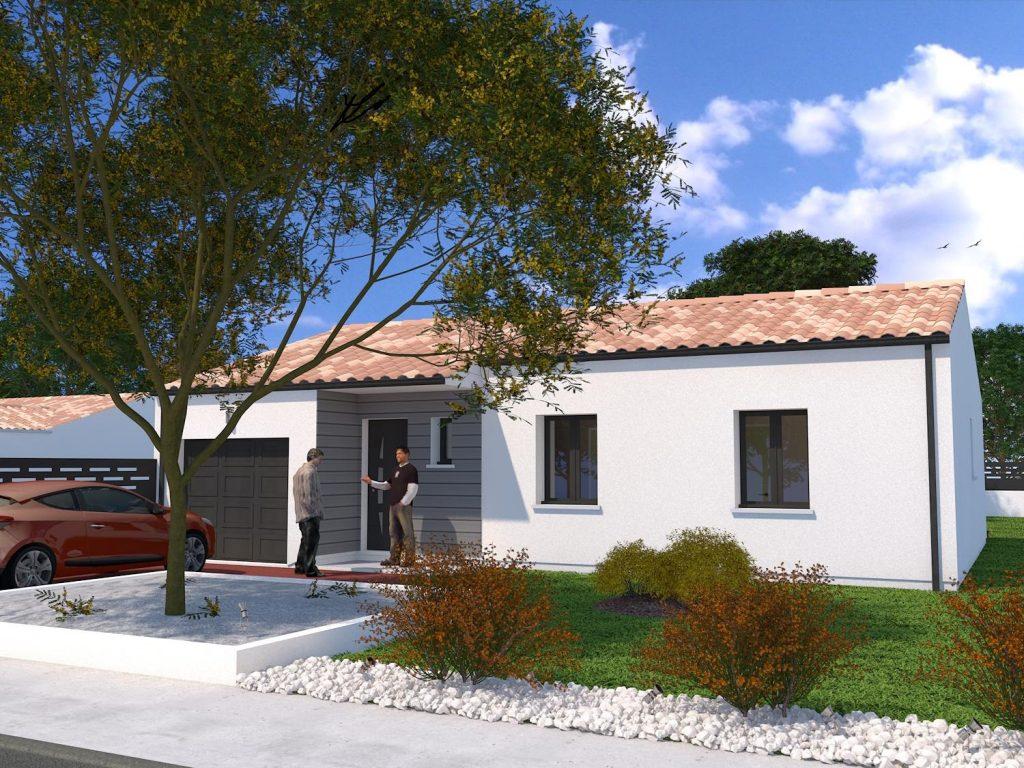 opportunit a saisir a 10 minutes de niort maison plus garage 138 730 euros ref cj. Black Bedroom Furniture Sets. Home Design Ideas