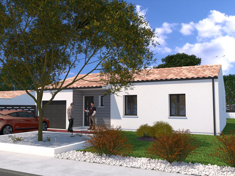 Lea bis maisons lara for Constructeur maison individuelle 17000
