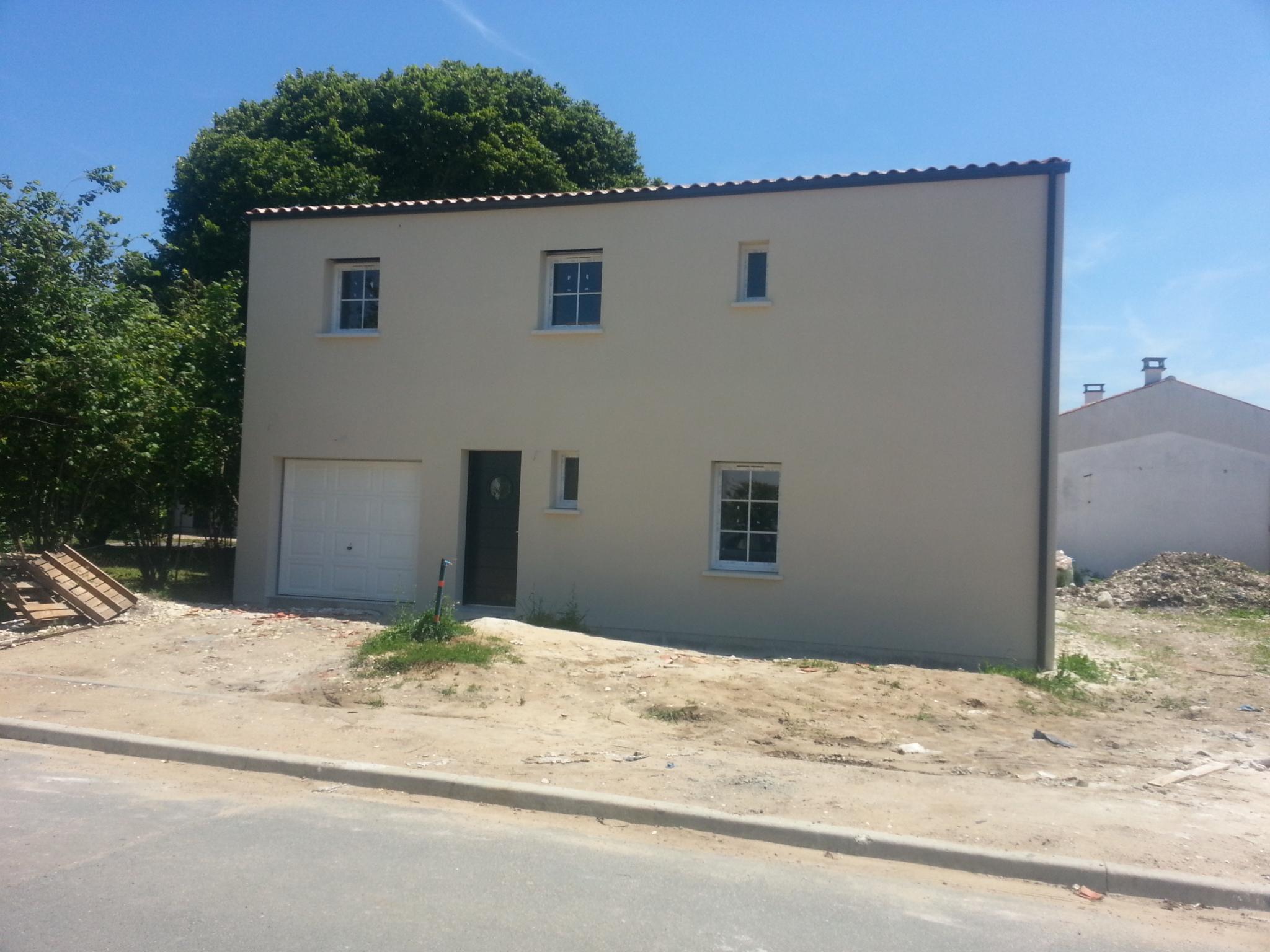 Maison de la cote atlantique modle de maison manosque m aulnay vente maison 150 m t5 1 salle - Maison de la cote atlantique ...