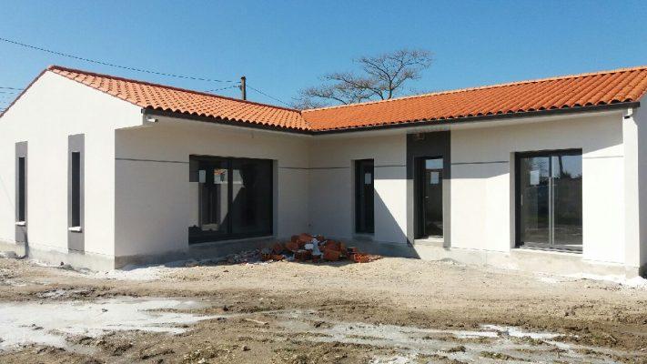 Pr sentation parexlanko maisons lara for Enduit exterieur gris
