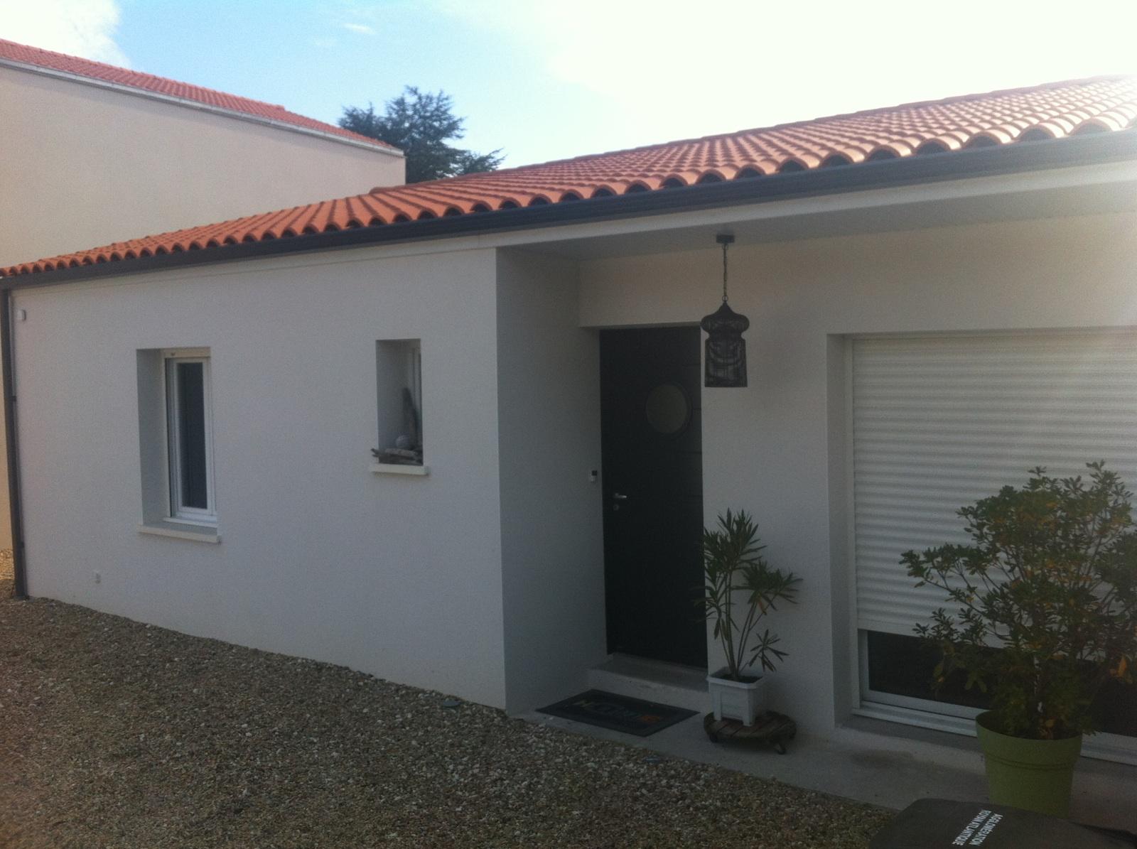 Aigrefeuille d 39 aunis maison de type 4 plus garage ref dd - Frais de notaire pour l achat d un garage ...