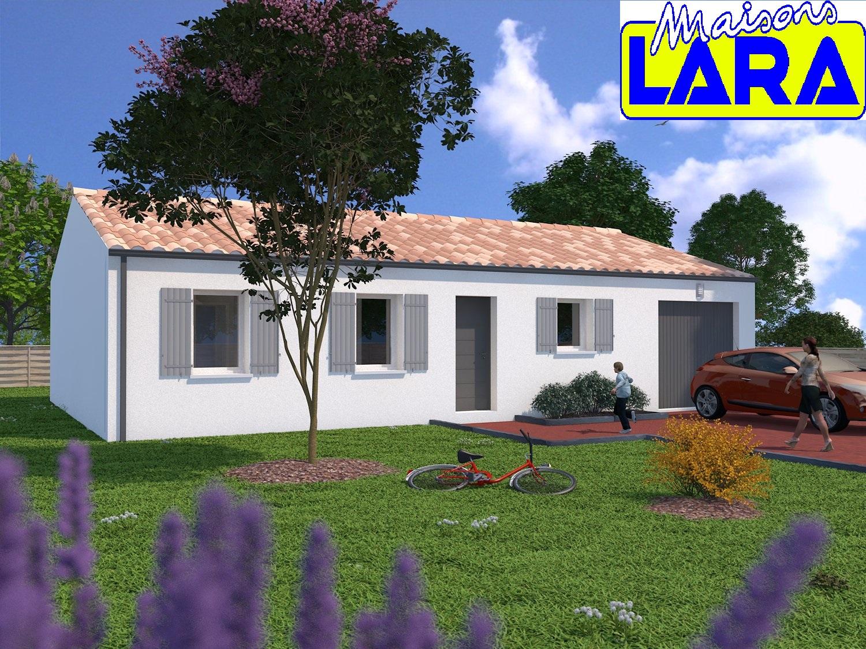 Construction maison neuve investissement locatif saint for Maison neuve plus terrain