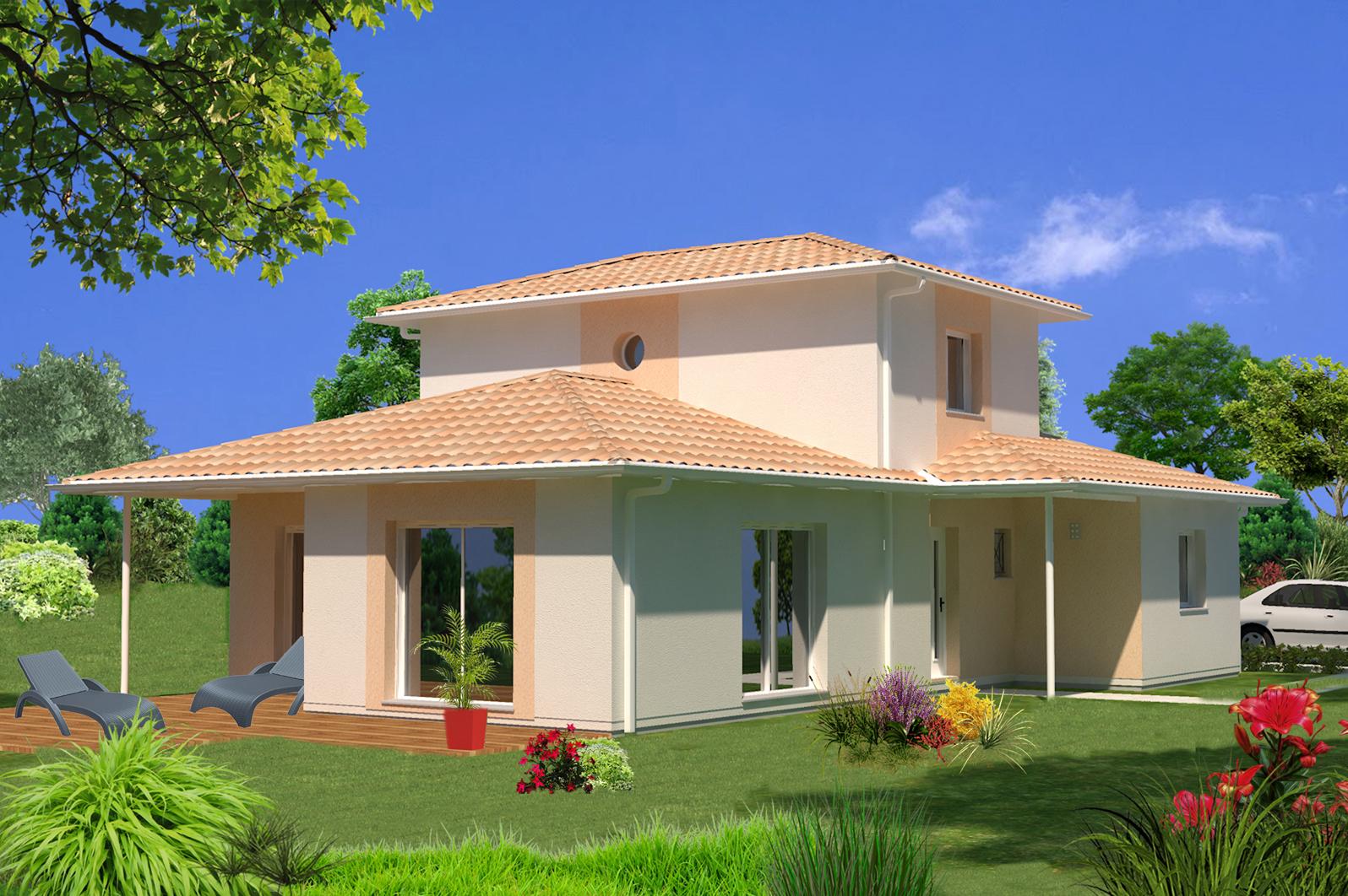 Delphea maisons lara - Maison secondaire cotiere avec vue katch ...