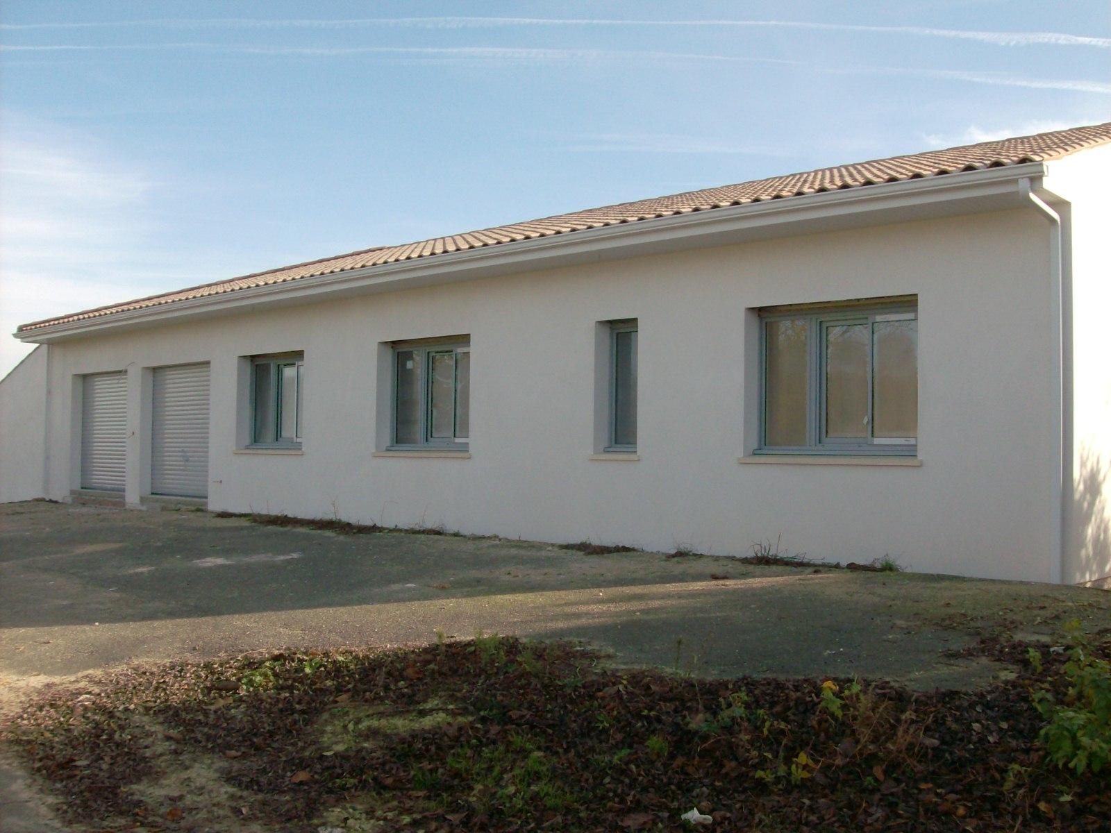 Chantier lara sur st nazaire 001 maisons lara for Constructeur maison individuelle 17000