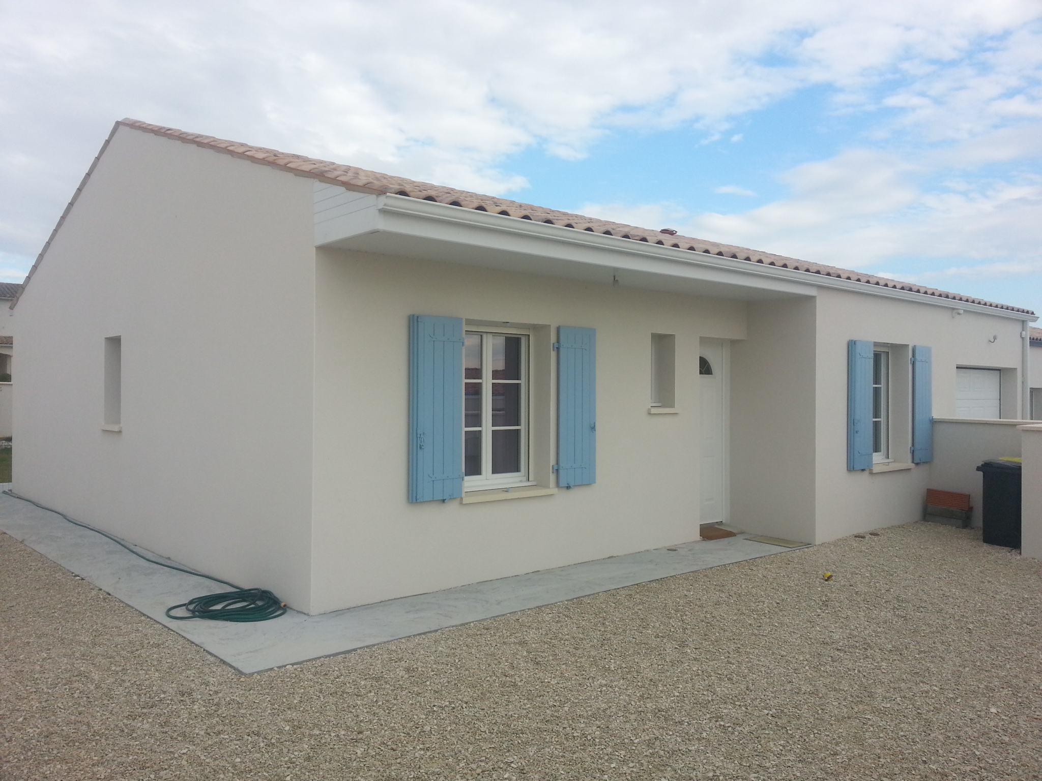 Fabulous ralisation saint sulpice de royan maisons lara for Prix maison neuf