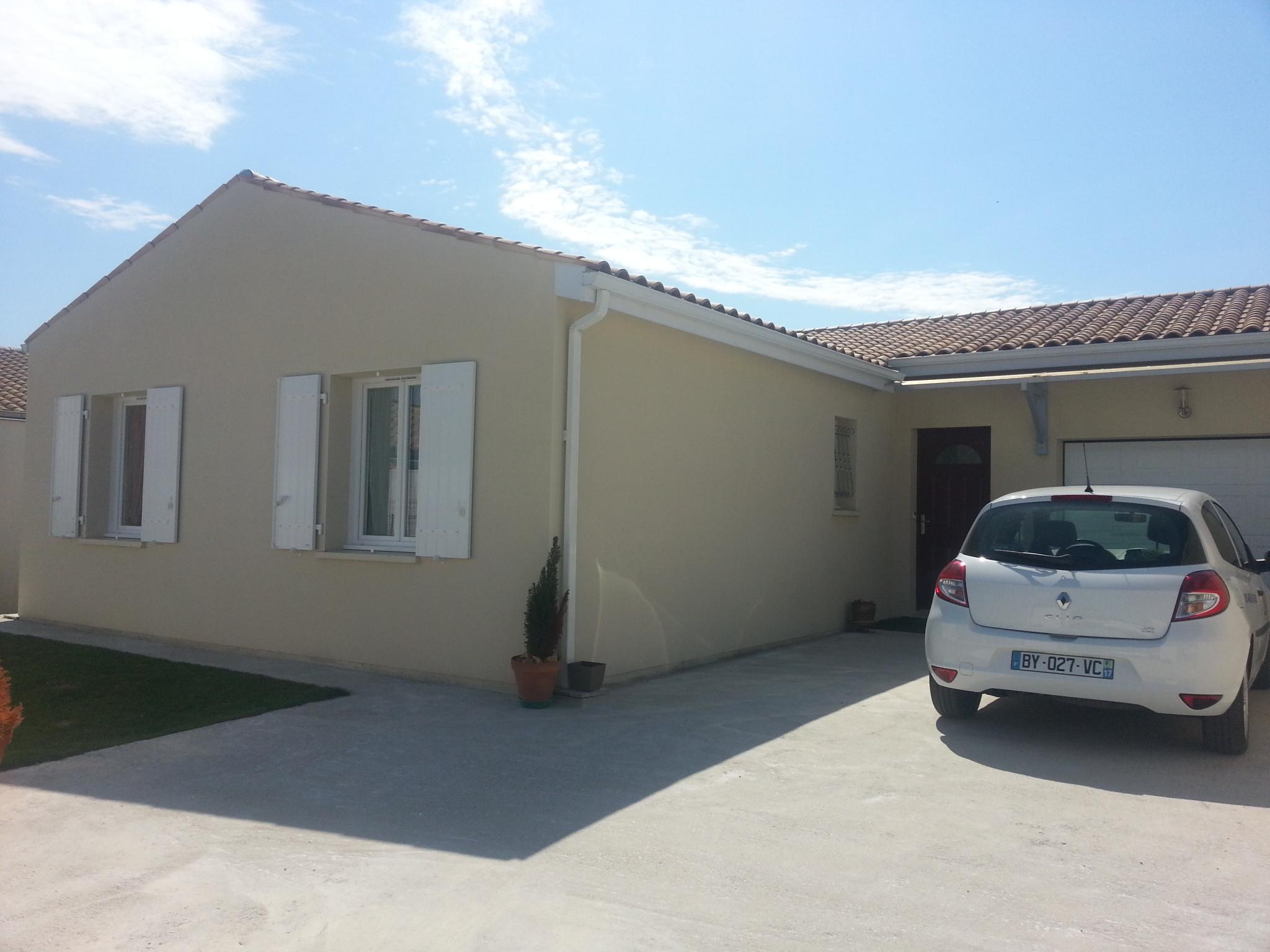 R alisation saint augustin maisons lara for Achat maison st xandre 17
