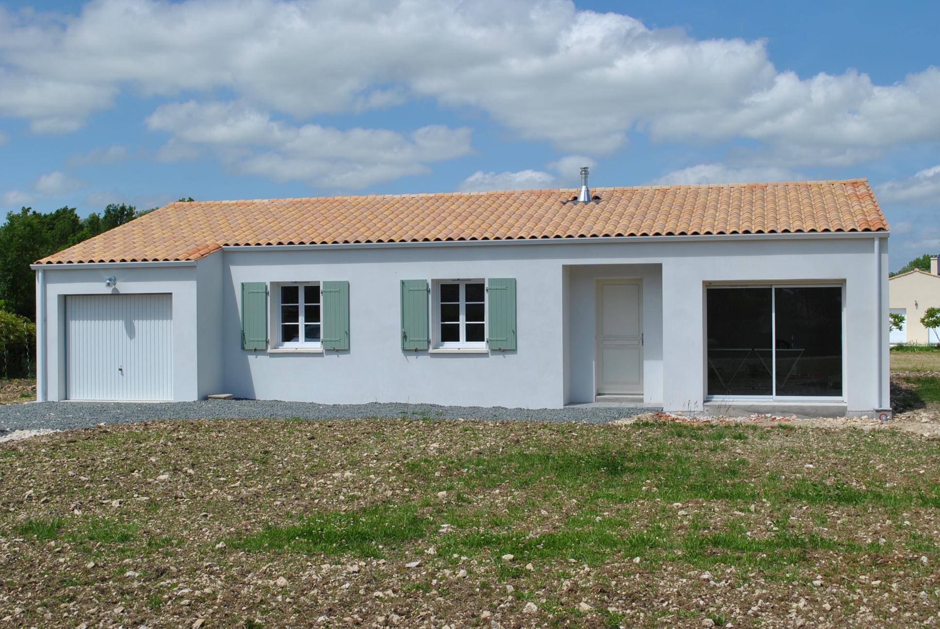 Mod le elodie 3 maisons lara for Constructeur maison individuelle 17000