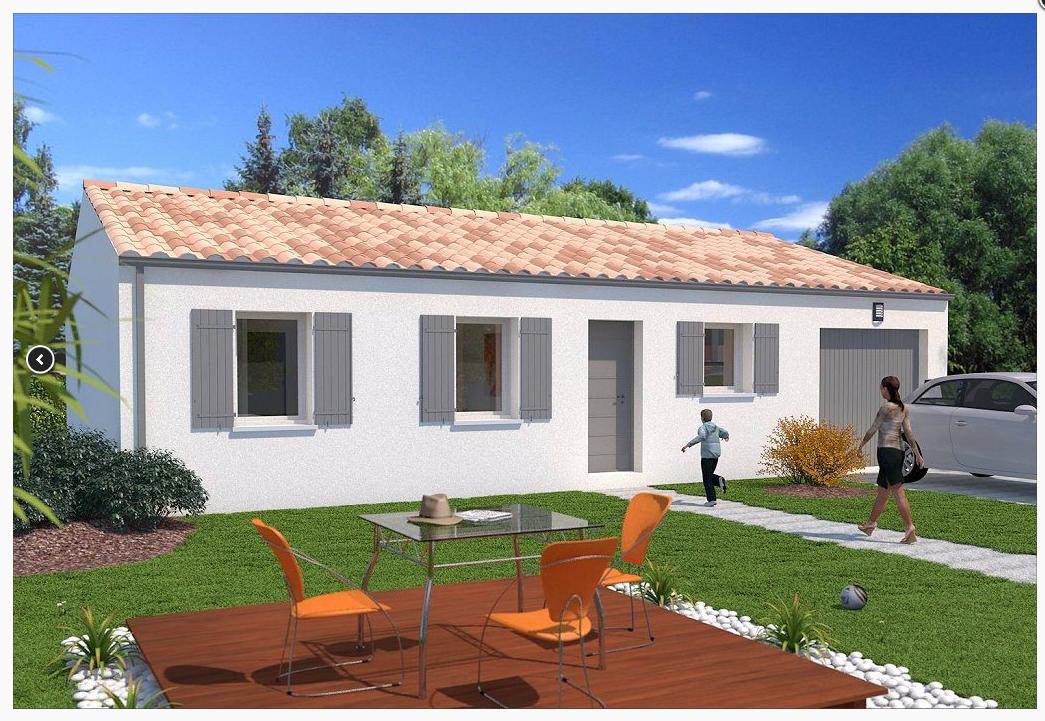 Construisez votre patrimoine pour 68 par mois saint sauveur d 39 aunis d - Se pacser pour acheter une maison ...