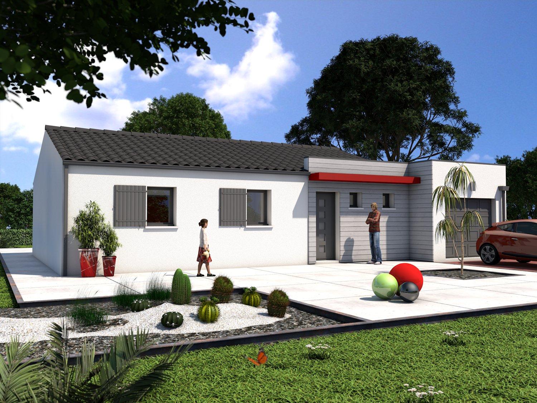Laurane maisons lara - Modele maison familiale ...