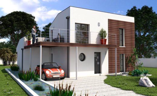 Modeles De Maisons Maisons Lara